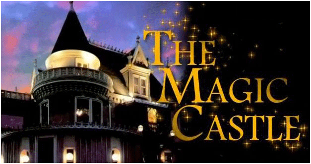 My first time performing at the Magic Castle